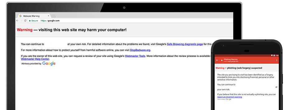Website detect mobile