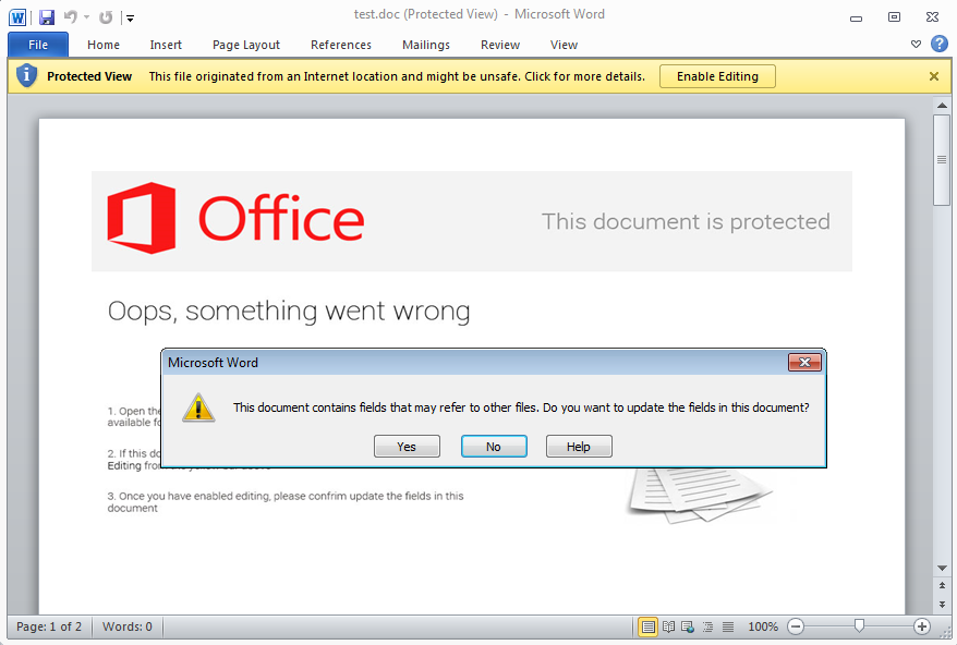 Office 365 Phishing Scam Difficult To Detect