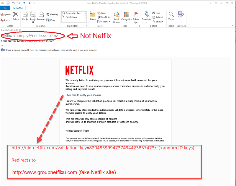 Netflix Email Scam Hits Fans With Hefty Price Tag