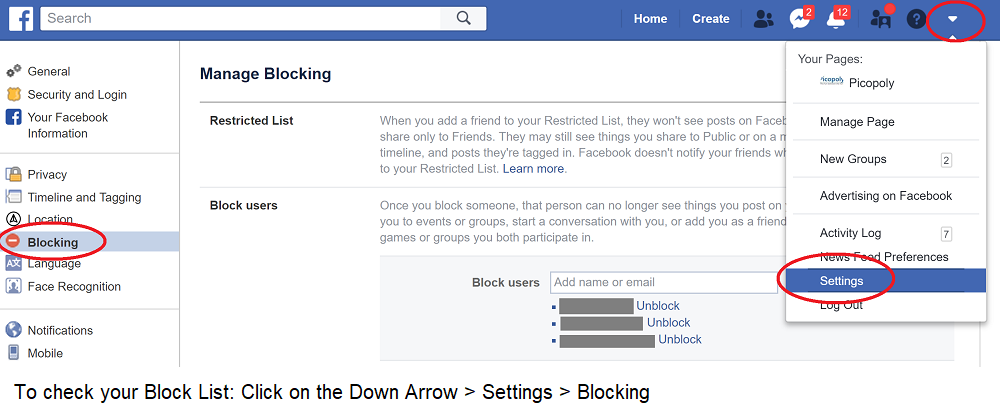Facebook Really Bugs Those Who Blocked Users From Their Posts