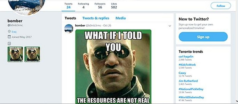 Hackers Use Twitter, Memes, And Hidden Instructions In New Hack