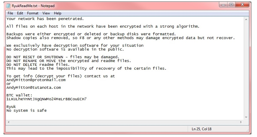 Ransomware Attack Freezes Jackson County, GA Government Systems