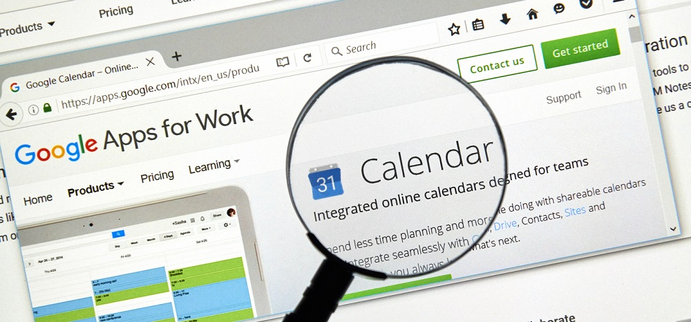 You're Not That Popular! Google Calendar Users Get Phishy Invites
