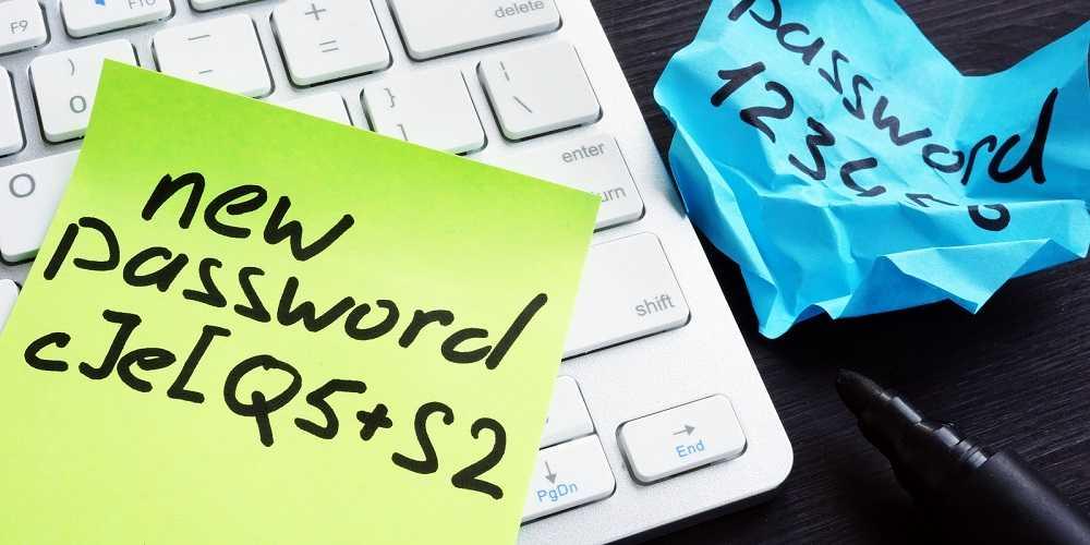 2019's Worst Passwords