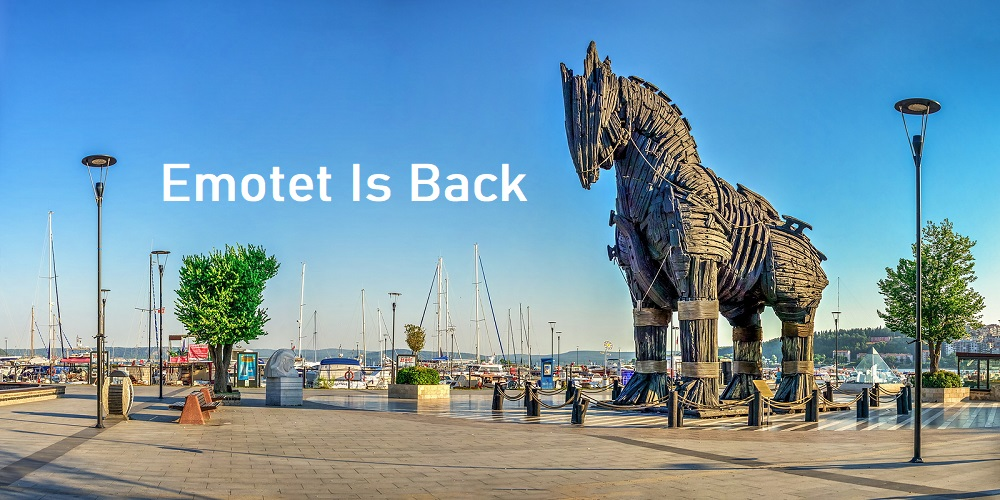 Emotet Trojan Takes Top Spot On Most Wanted Malware Threat List