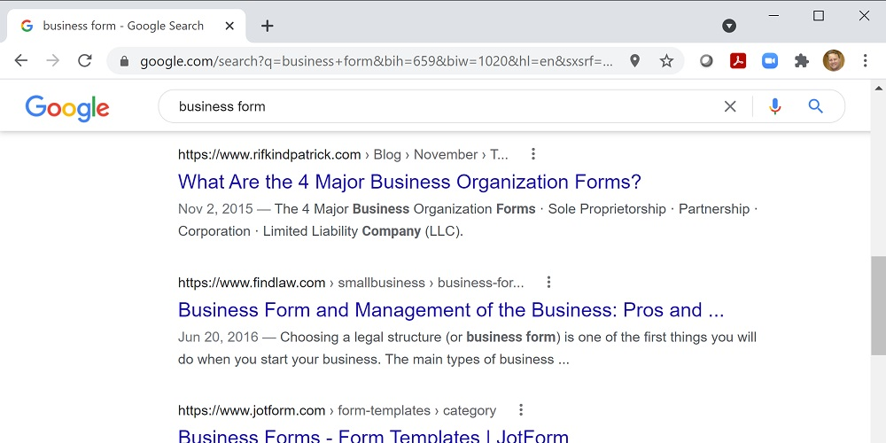 Be Careful What You Search For: A RAT Poisons 100K Web Pages